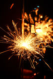 Fireworks Stars and Sparklers Stock Photography