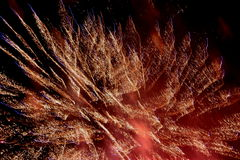 Fireworks - Stock Photos Royalty Free Stock Photo