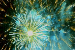 Fireworks - Stock Photos Royalty Free Stock Photos
