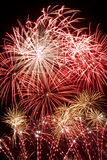 Fireworks Symphony Stock Photo