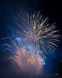 Fireworks 3 Stock Photography