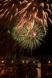 Fireworks Twelve Stock Photo