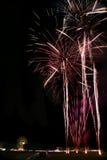 Fireworks1 Arkivfoto