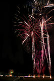Fireworks1 fotografia stock