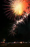Fireworks1 Zdjęcie Royalty Free
