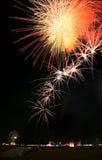 Fireworks1 Στοκ φωτογραφία με δικαίωμα ελεύθερης χρήσης