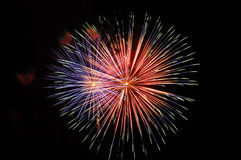 Fireworks1 Royalty Free Stock Image
