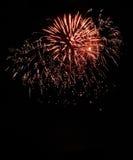 fireworks3 Zdjęcie Royalty Free