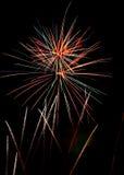 Fireworks3 fotografia de stock royalty free
