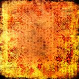 firey пожара предпосылки горящее пылает grungy бумага Стоковое фото RF