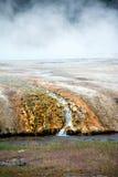 Firey-Wasserfall Lizenzfreie Stockfotos