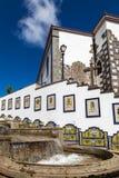 Firgas, Gran Canaria. Paseo de Gran Canaria in Firgas, a tourist attraction Stock Photography