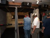 Firing Range Instruction Royalty Free Stock Images