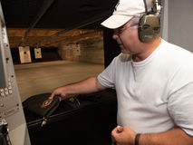 Firing Range Royalty Free Stock Image