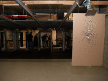 Firing Range Royalty Free Stock Images