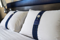 Firm Pillow Royalty Free Stock Photography
