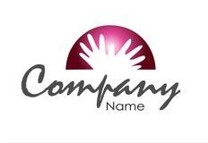 Firma loga projekta szablon Zdjęcie Royalty Free