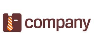 firma logo Fotografia Stock