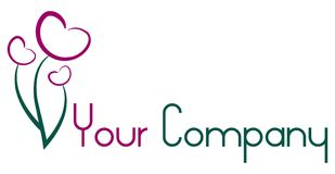 firma logo Fotografia Royalty Free