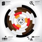 Firma, manpower, zatrudnienie & praca, odnosić sie infogr royalty ilustracja