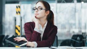 Firma pracownika workspace biznesowej sprawy stażysta zdjęcia stock