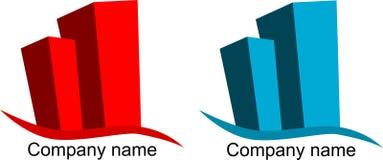 Firmazeichen Lizenzfreie Stockbilder