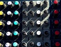 Firme seu controlador do DJ fotos de stock royalty free