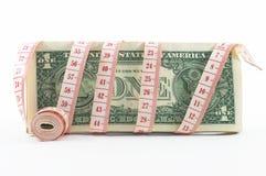 Firmemente presupuestando Imagen de archivo libre de regalías