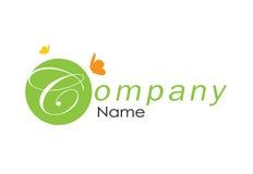 Firmenlogo-Designschablone lizenzfreie stockfotos