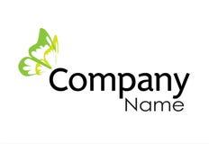 Firmenlogo-Designschablone lizenzfreie stockfotografie