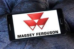 Firmenlogo Massey Ferguson stockbilder