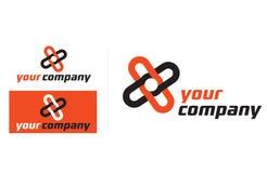 Firmenzeichen Lizenzfreies Stockbild