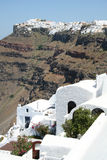 Firostefani, Santorini Royalty Free Stock Photography