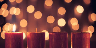 First advent stock photos