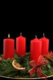 First advent Stock Images