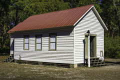 First African Baptist Church, Cumberland Island, GA Stock Photos