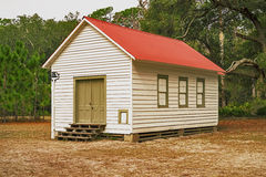 First African Baptist Church, Cumberland Island, G Stock Image