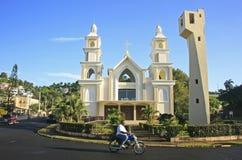 First African Wesleyan Methodist Church of Samana Royalty Free Stock Photos