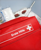 First aid Stock Images