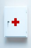 First aid. Kit. Help concept Stock Photography