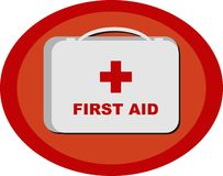 First Aid stock illustration