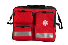 First aid bag Royalty Free Stock Image