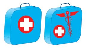 First aid box Royalty Free Stock Image