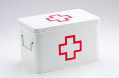 Free First Aid Box Royalty Free Stock Images - 43462839