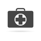 First aid box icon. Simple vector icon Royalty Free Stock Photo
