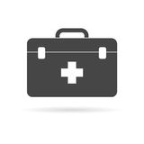 First aid box icon. Vector icon Stock Photos