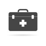 First aid box icon Stock Photos