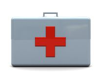 First aid case Royalty Free Stock Photography