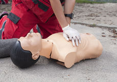 First aid Royalty Free Stock Image