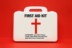 First Aid For The Soul Royalty Free Stock Photo